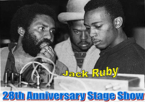 JACK RUBY 28TH ANNIVERSARY STAGE SHOW 1986 (DVD)
